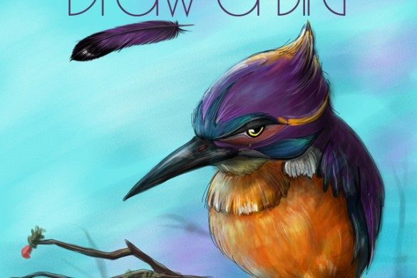 Fly Circles Around the Competition and Join the Bird Drawing Challenge