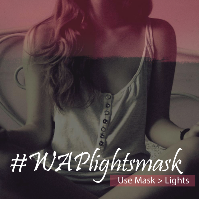 Lights masks photo editing photo contest