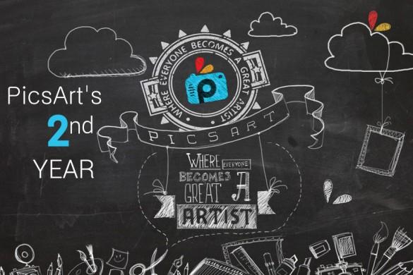 PicsArt Reaches Major Milestones as it Turns 2 Years Old