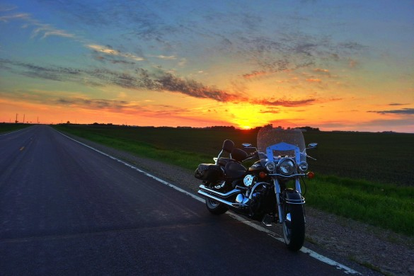 Riding Free: Photo Gallery of Motorcycles