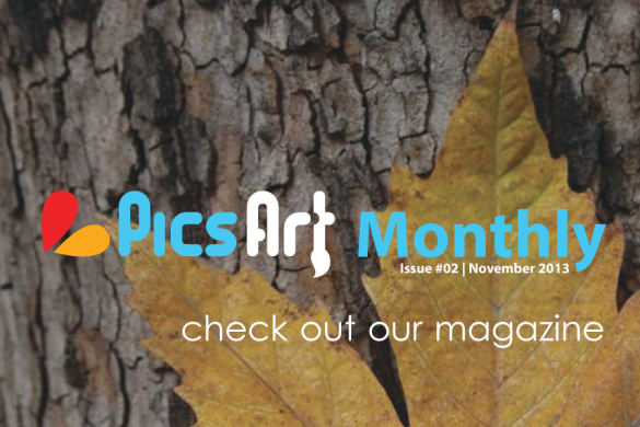 PicsArt Monthly: November Edition