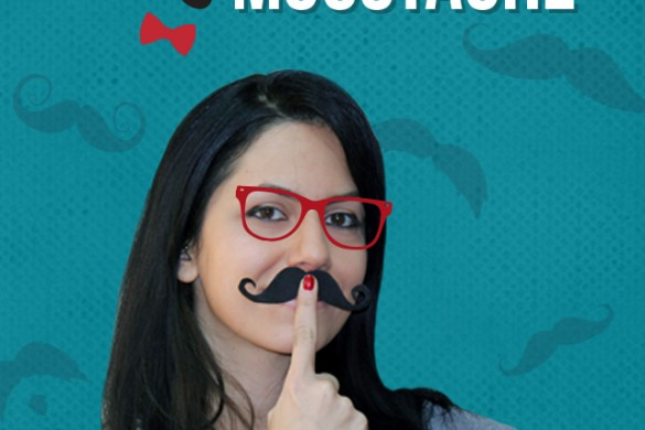 Celebrate Movember & Download Our Free Mustache Clipart Package