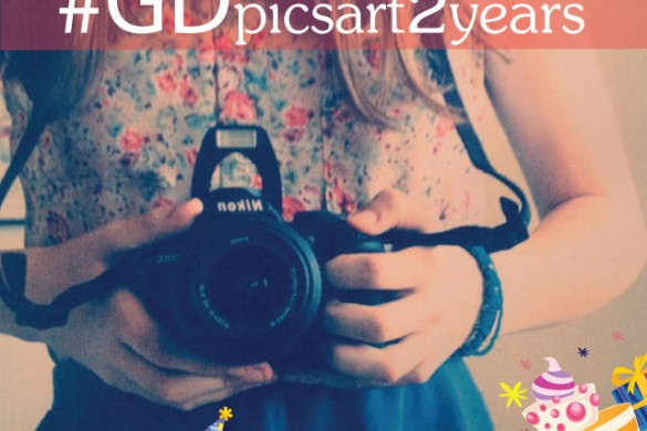 Celebrate PicsArt's 2nd Birthday and Join the PicsArt Birthday Graphic Design Contest #GDpicsart2years
