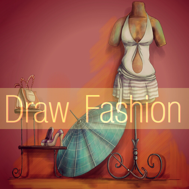 fashion drawing art contest