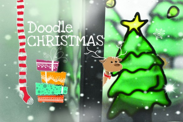 Check Out Our New Doodle Christmas Package