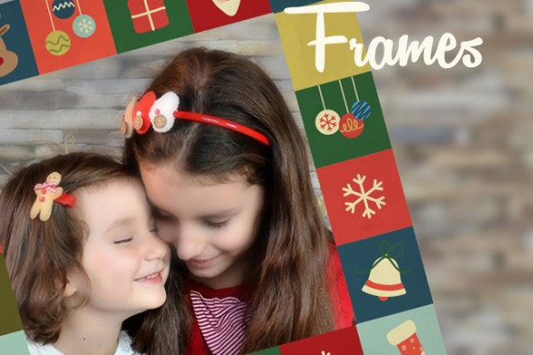 Download Our New Christmas Frames
