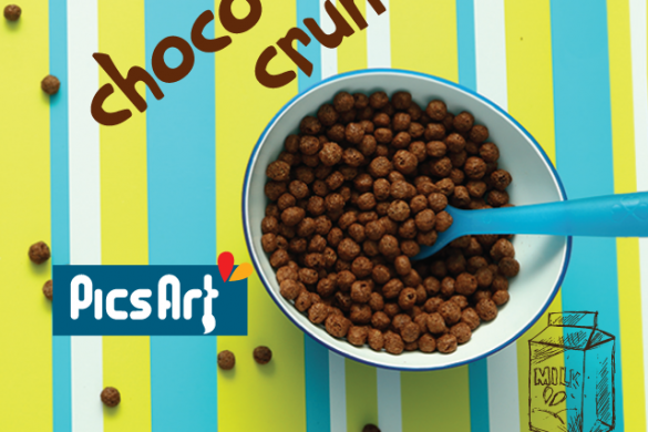 Part of a Complete Breakfast! The Cereal Box Graphic Design Challenge