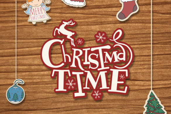 Download Our New Christmas Time Clipart Package