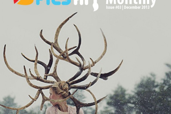 December Issue of PicsArt Monthly is Out!