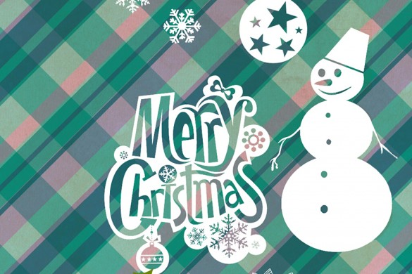 The Top 10 Designs from the Holiday Card Graphic Design Contest
