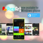 PicsArt is Now Available on Windows Phone