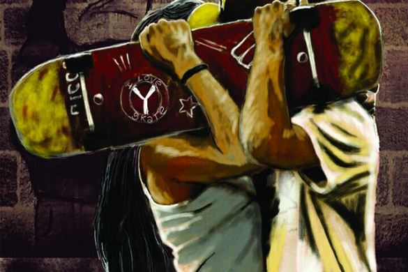 Top 10 Drawings From the Skateboard Drawing Challenge