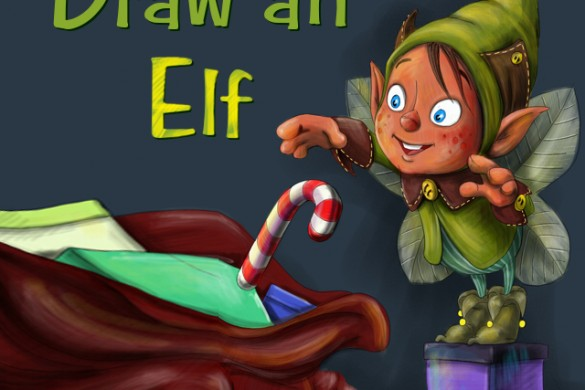 Santa's Little Helper: Enter the Elf Drawing Challenge!