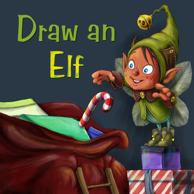 draw an elf