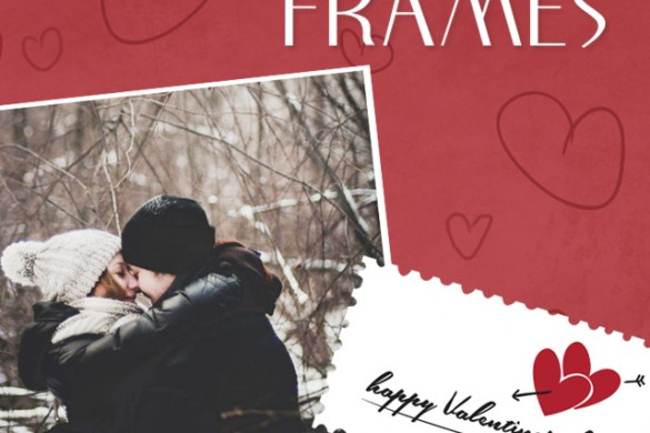 Download Our New Valentine's Day Frames Package!
