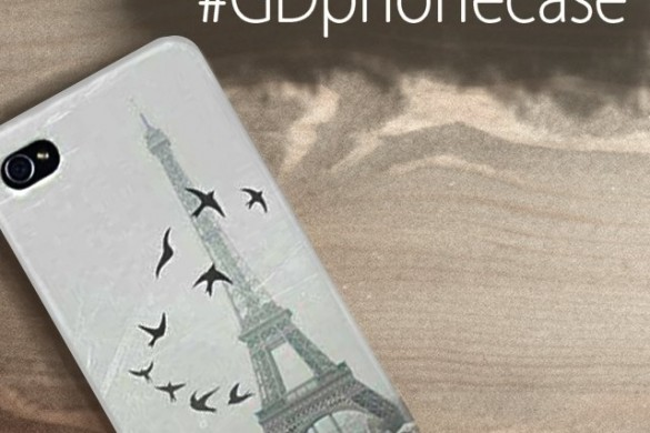 Design a Phone Case for this Week's Graphic Design Contest