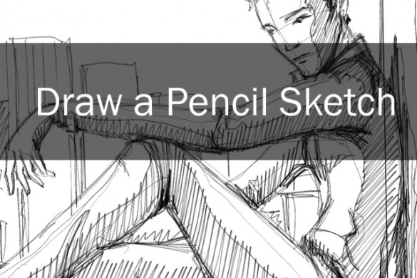 Enter the Pencil Sketch Drawing Challenge