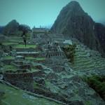 Landscape from Peru