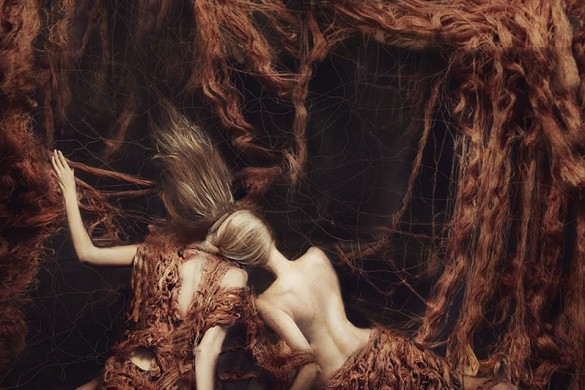 Interview with Kylli Sparre: The Ballet Dancer who Became a Photography Sensation
