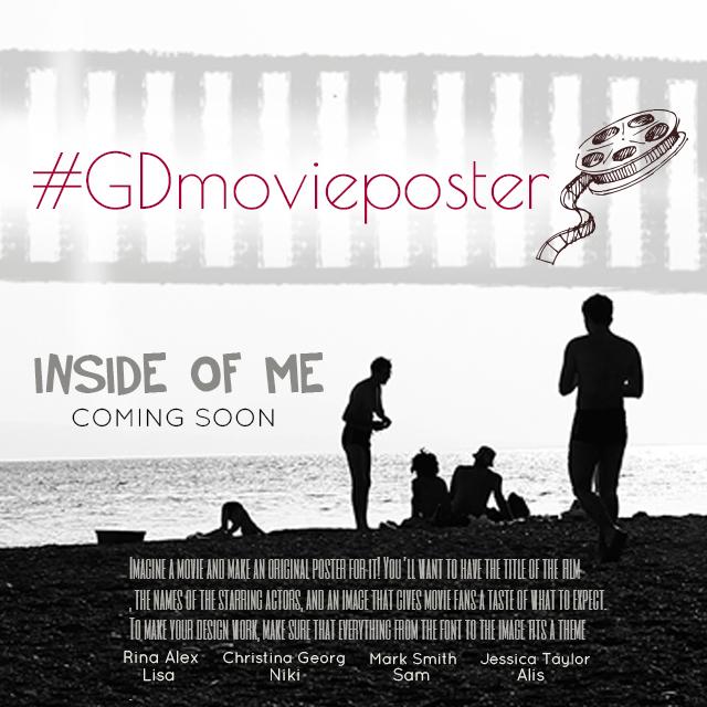 movie poster graphic design contest