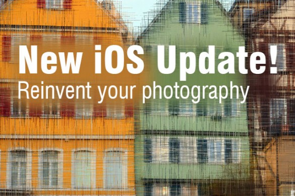 New iOS Update: 7 New Effects, Expanded Shape Crop, & More
