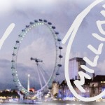 London eye photo for Picsart 100 million weekend art project
