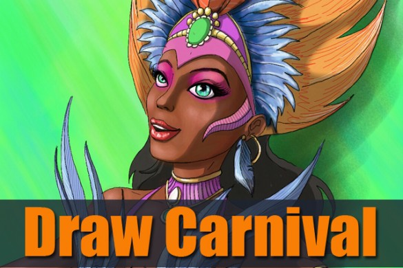 Hop a Flight to Rio and Enter the Brazilian Carnival Drawing Challenge!