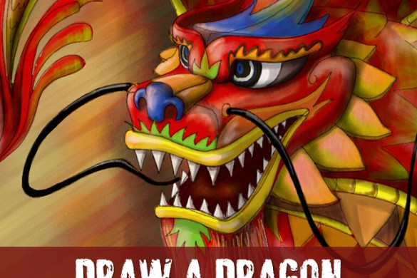 Enter our Dragon Drawing Challenge!