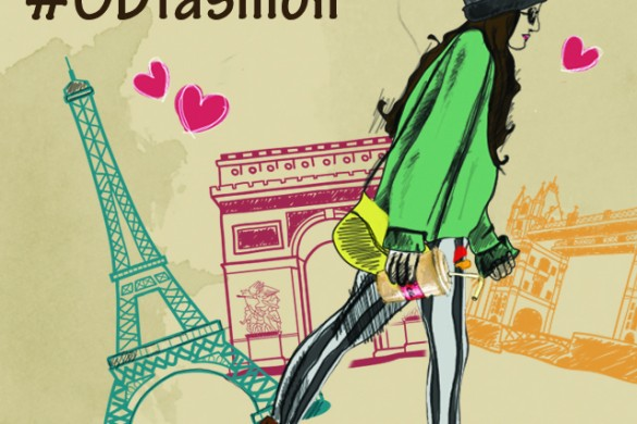 Design Your Own Fashion Ad for our Graphic Design Contest #GDfashion