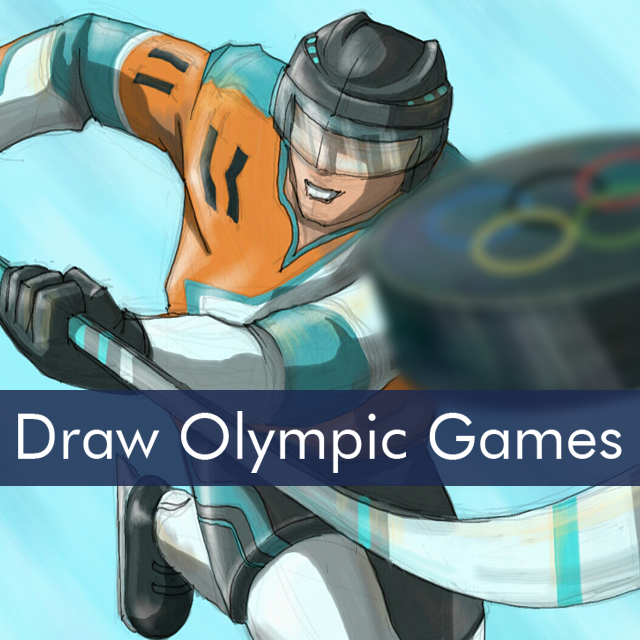 Olympic Games Drawing Contest