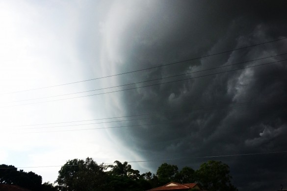 Photo Gallery: The Eye of the Storm