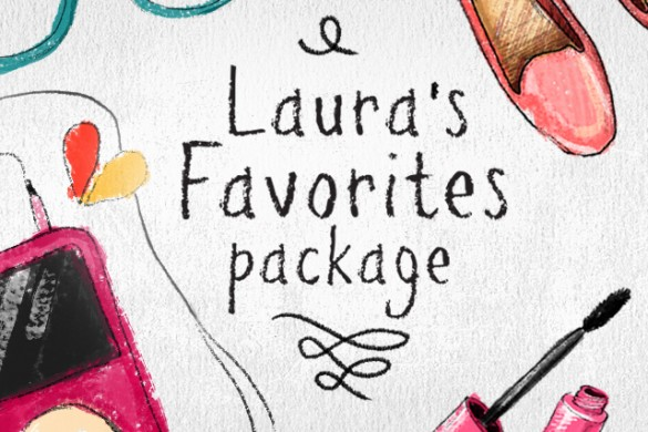 Download Laura's Favorites Clipart Package