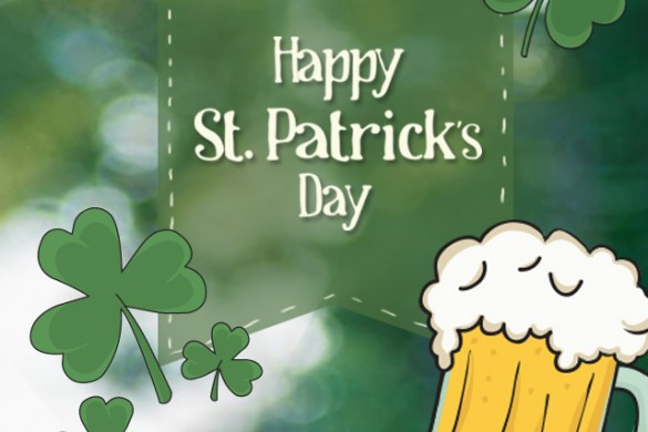 Download Our St. Patrick's Day Clipart Package