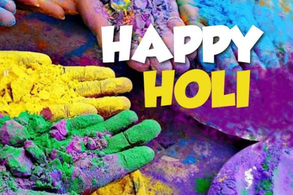 Happy Holi-day