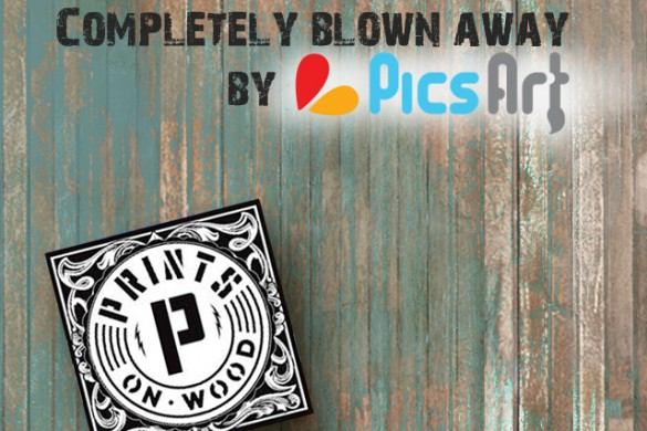 Read This Fun and Insightful Review of PicsArt by Printsonwood.com