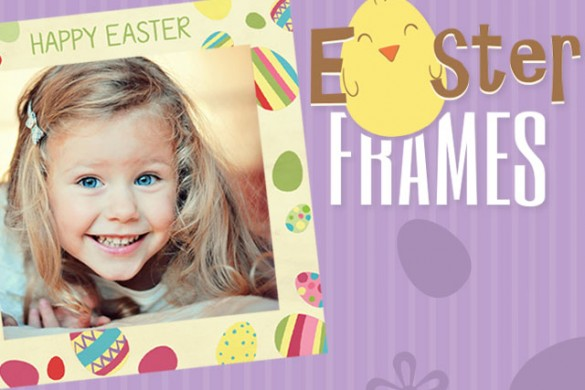 Download our New Easter Frames Package Today!
