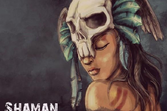 Watch How an Artist Draws A Shaman Priestess With PicsArt