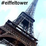 Eiffel tower celebrates 125th anniversary