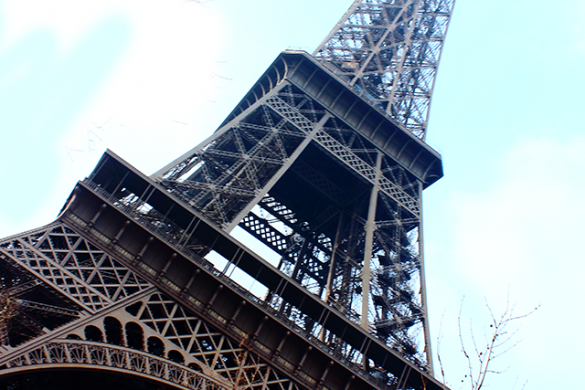Celebrate 125th Anniversary of Eiffel Tower with Weekly Tag #eiffeltower