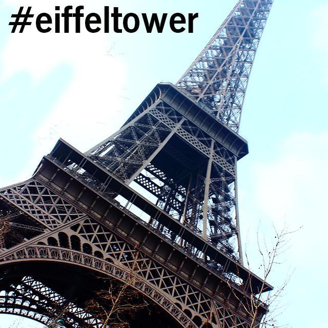 Eiffel Tower birthday pictures