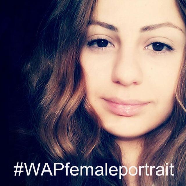 female portrait photo contest
