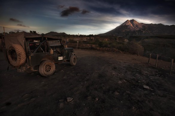 Living at the Edge of an Active Volcano: Interview with Armadeep