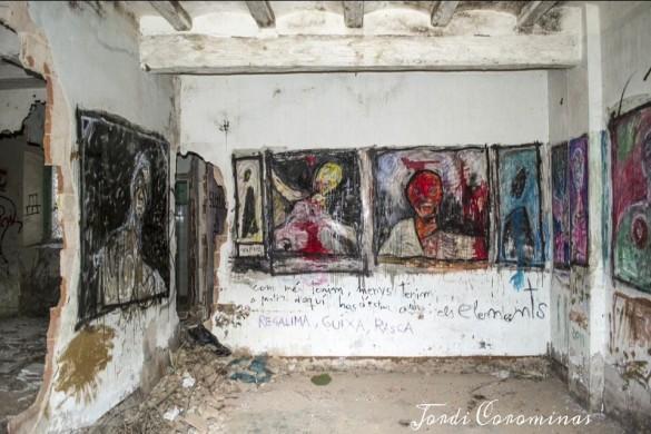 PicsArt User Jordicorominas Photographs Abandoned Buildings