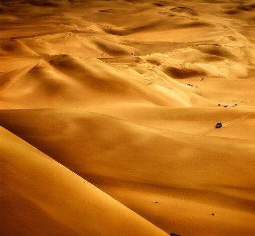How to take phenomenal desert photos
