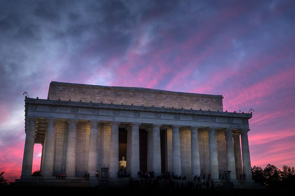 photography spots in Washington DC