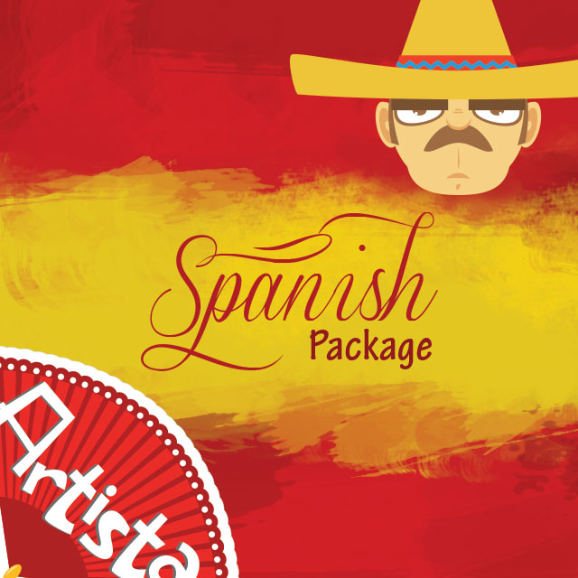 Spanish Clipart Package