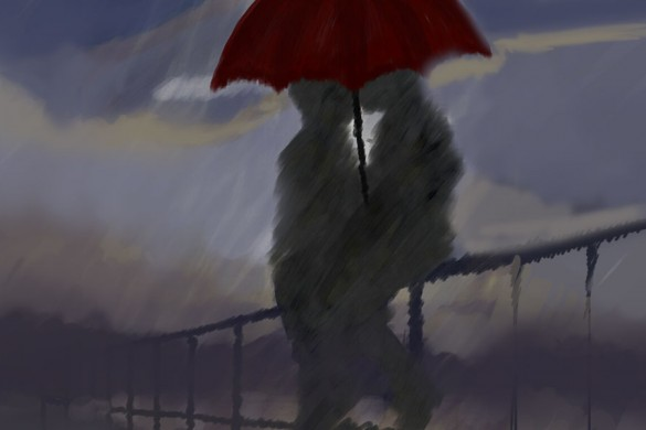 10 Amazing Umbrella Drawings from Last Week's Drawing Challenge