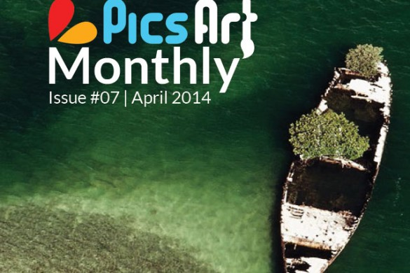 PicsArt Monthly Magazine April Issue is Out!