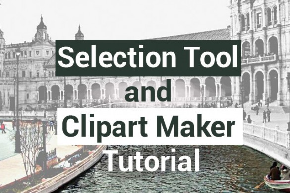 How to Use the Selection Tool to Copy/Paste and Create Custom Clipart