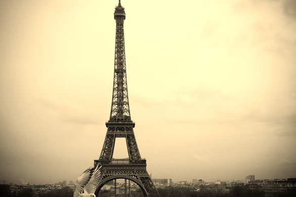 Weekly Tag Roundup: The Best Photos of #eiffeltower